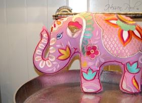 Hessen-Paul Elefant Kissen