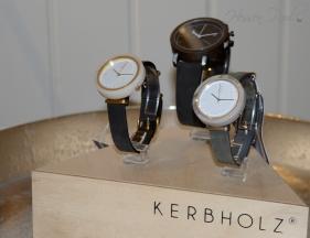 Hessen-Paul Kerbholz-Armbanduhren